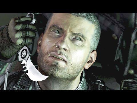 Splinter Cell Blacklist Stealth Mission Gameplay - Stealth Kills & Takedowns