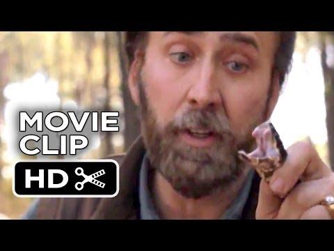 Joe Movie CLIP - Snake (2014) - David Gordon Green, Nicolas Cage Drama HD