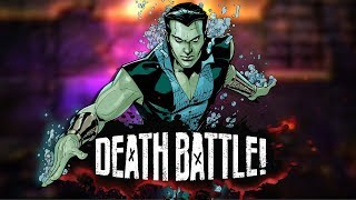 Namor Submerges into DEATH BATTLE!