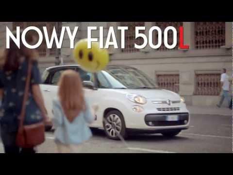 Fiat 500L - polska reklama
