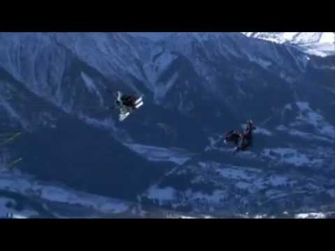Nissan Winter Outdoor Games: Extreme Action from Chamonix, France 2008
