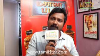Bobby Simha At Masala Padam Movie Team Interview