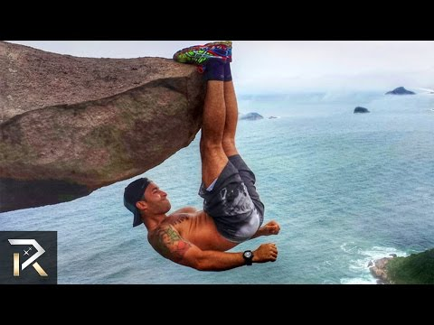 10 Insane People Who Risked Their Lives For Fun
