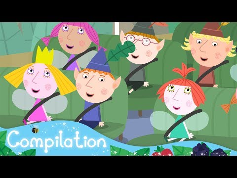 Ben and Holly's Little Kingdom: 5 Episode Compilation (50 Minutes)
