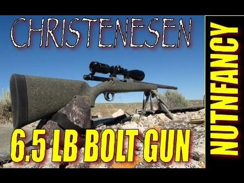 "Christensen Arms ""Carbon One Extreme II"" review by Nutnfancy"