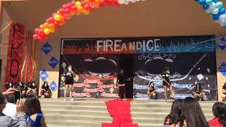 Orange High School Hip Hop Club: Prom Assembly 2018