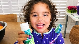 Brush Your Teeth song!