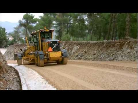 Motor Grader Operating Techniques