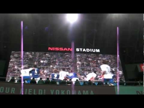 横浜F・マリノス  2012年シーズン ホーム開催試合 ダイジェスト