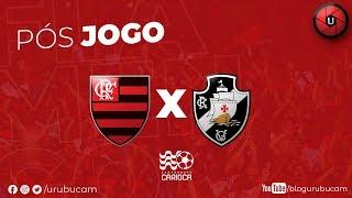 Pós jogo Flamengo 2 x 0 Vasco, baile no Engenhão