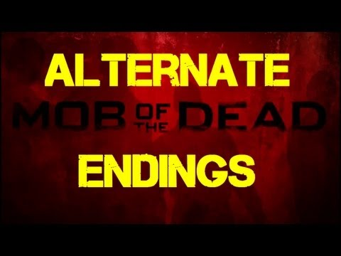 Mob of the Dead: Alternate Easter Egg Endings | Pop Goes the Weasel