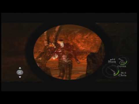 Resident Evil 5 Walkthrough Part 47 - The Final Confrontation