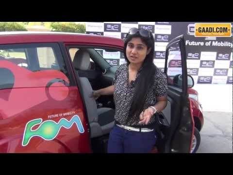 Mahindra E2O Drive (Review) : TURBO 33