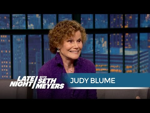 Judy Blume on Dealing with Book Censorship and Overly Sensitive Parents