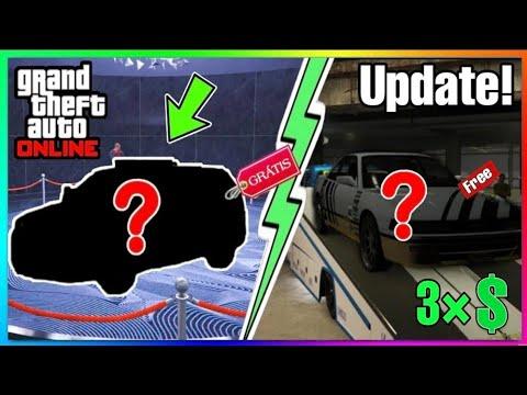 🚨Neues Casino Auto, neue Eventwoche und neues GRATIS Preisfahrzeug in GTA 5 ONLINE❗-Update, Rabatte