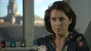BBC NEWSNIGHT Borgen's Sidse Babett Knudsen on why the world fell in love with Danish politics