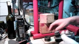 Play come costruire una morsa parallela da tavolo for Costruire pressa idraulica