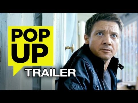 The Bourne Legacy (2012) POP-UP TRAILER - HD Jeremy Renner Movie