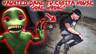 HAUNTED DAME TU COSITA HOUSE! OMARGOSHTV ALMOST DIED | MOE SARGI