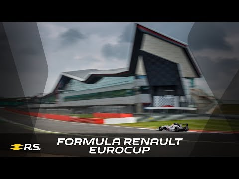 2018 Formula Renault Eurocup - Round 3 - Silverstone - Race 2