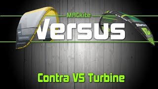 The Cabrinha Contra Vs the Slingshot Turbine- Versus Ep14