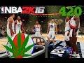 NBA 2K16: Weed Smokin