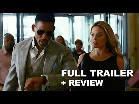 Focus Official Trailer + Trailer Review - Will Smith 2015 : Beyond The Trailer