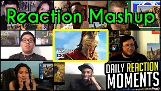 Assassin's Creed Odyssey - E3 2018 Official Trailer - Reaction Mashup