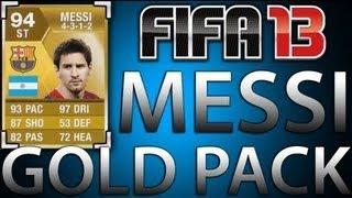 FIFA 13: Road To Unlocking Messi (FUT) Part 1