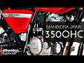 Mahindra Jawa 350 OHC BSF Reviews mp3