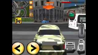 Army Extreme Car Driving 3D Gameplay (Видео гемплей игры Army Extreme Car Driving 3D Gameplay)