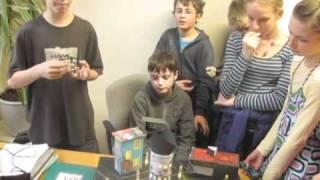 Elektrické modely 6. ročníku