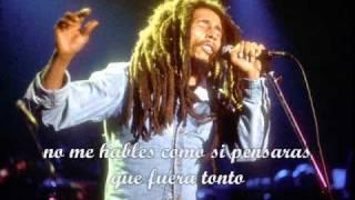 Waiting In Vain Bob Marley Con Subtitulos En Español