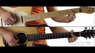 Pontoon Little Big Town Guitar Lesson and Tutorial