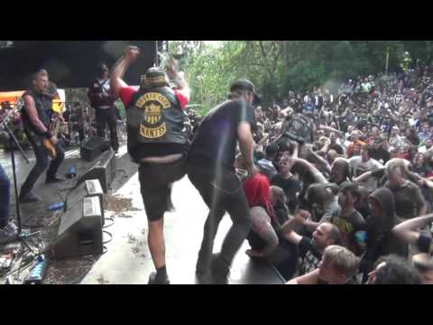 MARTYRDÖD Live At OBSCENE EXTREME 2015 HD
