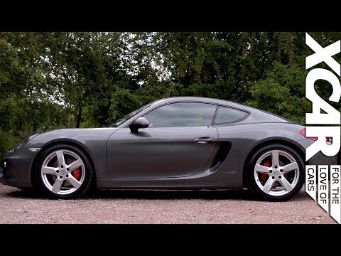 Porsche Cayman S: Can It Top The Boxster