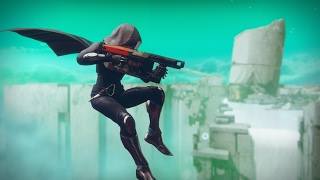 24 Minutes of Destiny 2 Gameplay as a Hunter