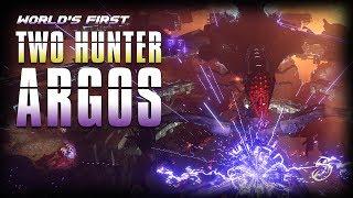 Destiny 2 - Two Man Argos, On Two Hunters