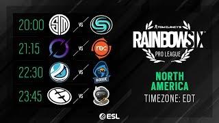 Rainbow Six Pro League - NA - Season X - Playday #7