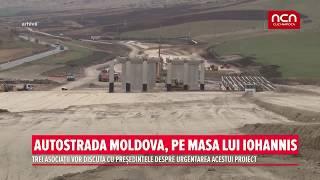 Autostrada Moldova Transilvania, pe masa lui Iohanis