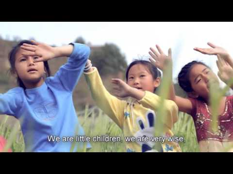 """Nepali christian song """"We are small children"""""""