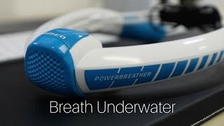 Powerbreather - The ULTIMATE Swimmer's Snorkel