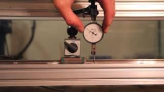 MGN-12H Linear Track Twist Backlash