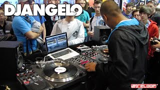 DJ Angelo (and friends) @ Musikmesse 2011 with Reloop