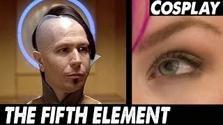 The 5th Element Cosplay & The Incal Graphic Novel Comic