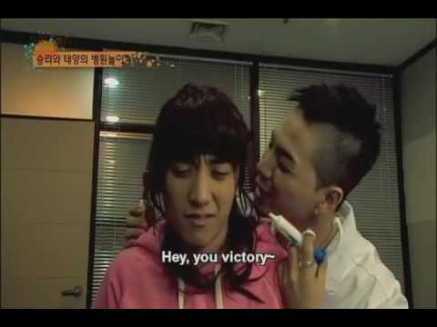 [ENG] BigBang Virus Big Bang's drama parody Behind the Scenes