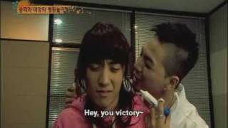 [ENG] BigBang Virus Big Bang's drama parody Behind the Scenes