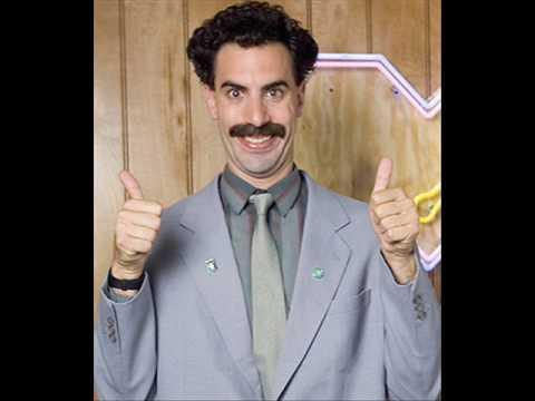 Borat Vs Basshunter - DJ Dream
