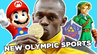 Will Gaming Become An Olympic Sport? |  10 Amazing News Stories You Missed This Week