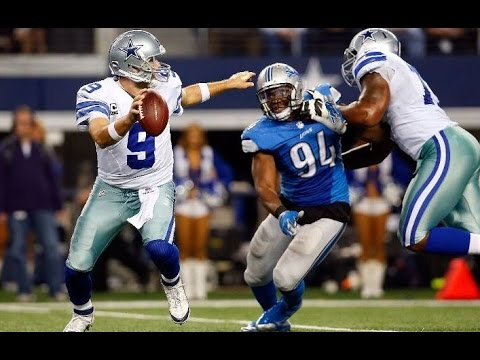 Dallas Cowboys beat Detroit Lions 24-20! Tony Romo Leads Game Winning Drive in 4th Quarter!